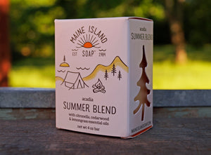 Summer In Maine Gift Box
