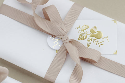luxury thoughtful gift for the bride