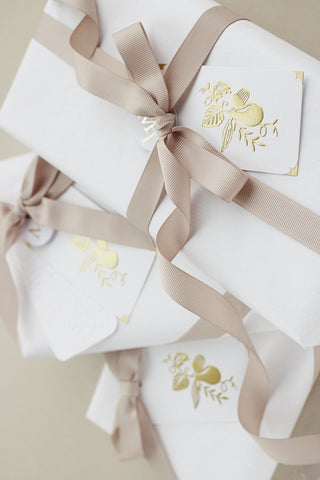 luxury gift wrapping for the bried