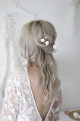 handmade bridal accessories by megan therese