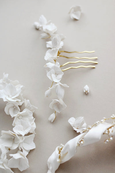 luxury bridal accessories for the bride