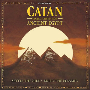 Catan  Ancient Egypt  Collectors Edition