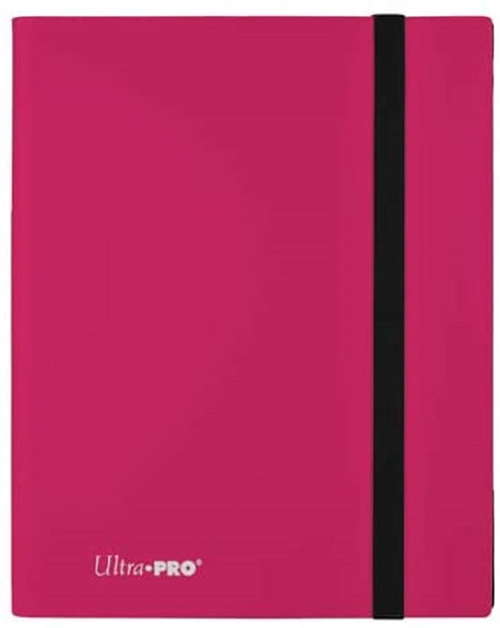 Ultra PRO 9-Pocket Eclipse Hot Pink PRO-Binder