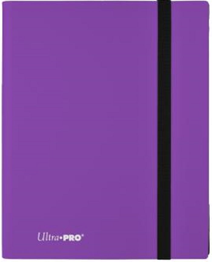 Ultra PRO 9-Pocket Eclipse Royal Purple PRO-Binder