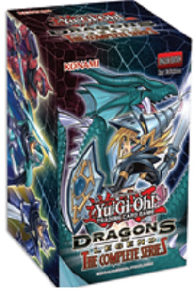 YuGiOh Dragons of Legend Complete Series