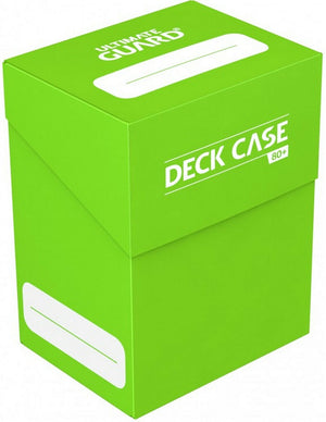 Deck Case LT GREEN 80+