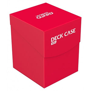 Deck Case RED 100+