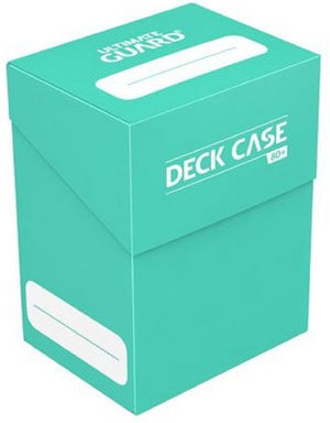 Deck Case TURQUOISE 80+