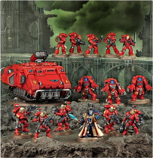 Combat Patrol Blood Angels