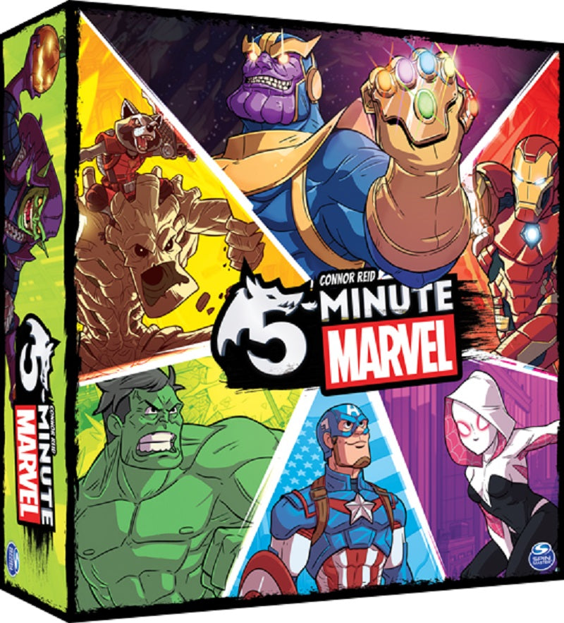 5 Minute Marvel | Game Master's Emporium (The New GME)