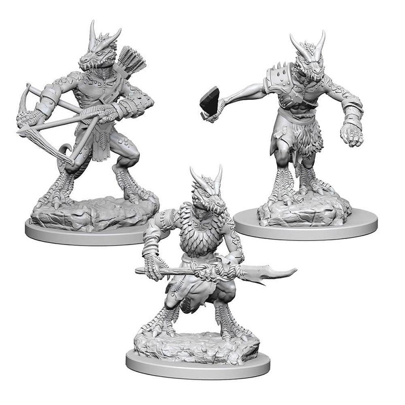 D&D Mini Kobolds