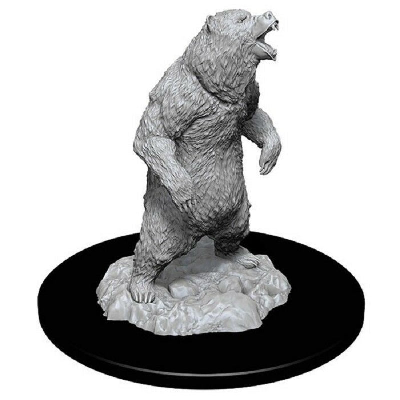 D&D Mini Grizzly