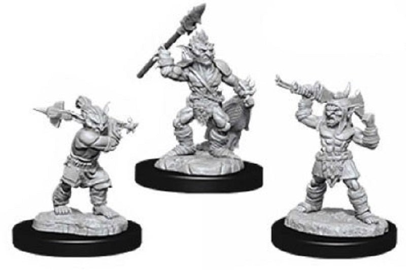 D&D Mini Goblins & Goblin Boss