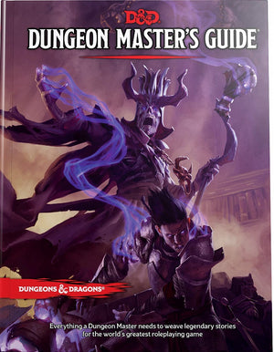 D&D Dungeons & Dragons Dungeon Master's Guide (Core Rulebook)