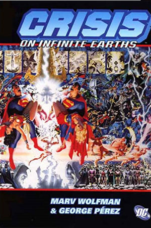 CRISIS ON INFINITE EARTHS TP