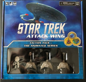 Star Trek Attack Wing  Animated Series