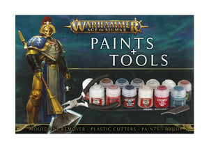 Age of Sigmar Paint + Tools