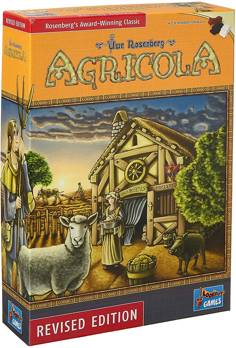 Agricola | Game Master's Emporium (The New GME)