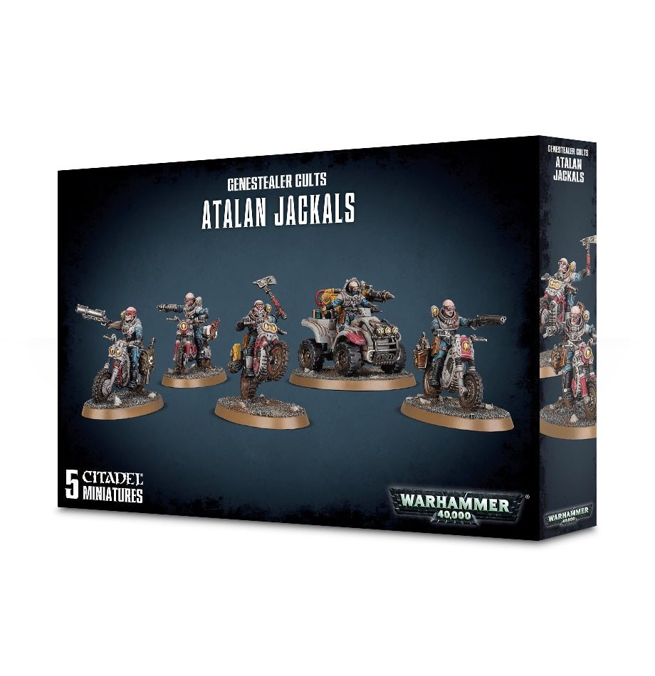 Genestealer Cults  Atalan Jackals | Game Master's Emporium (The New GME)