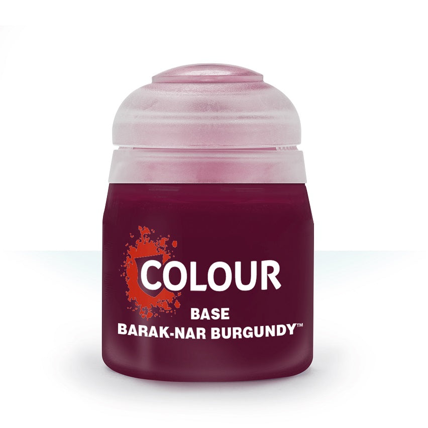 Barak-Nar Burgundy Base Paint