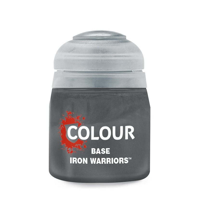 Iron Warriors Base Paint