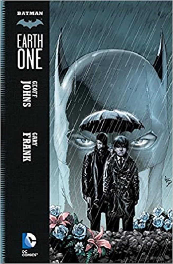 BATMAN EARTH ONE TP VOL 01 | Game Master's Emporium (The New GME)