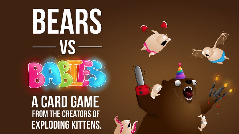 Bears vs Babies | Game Master's Emporium (The New GME)