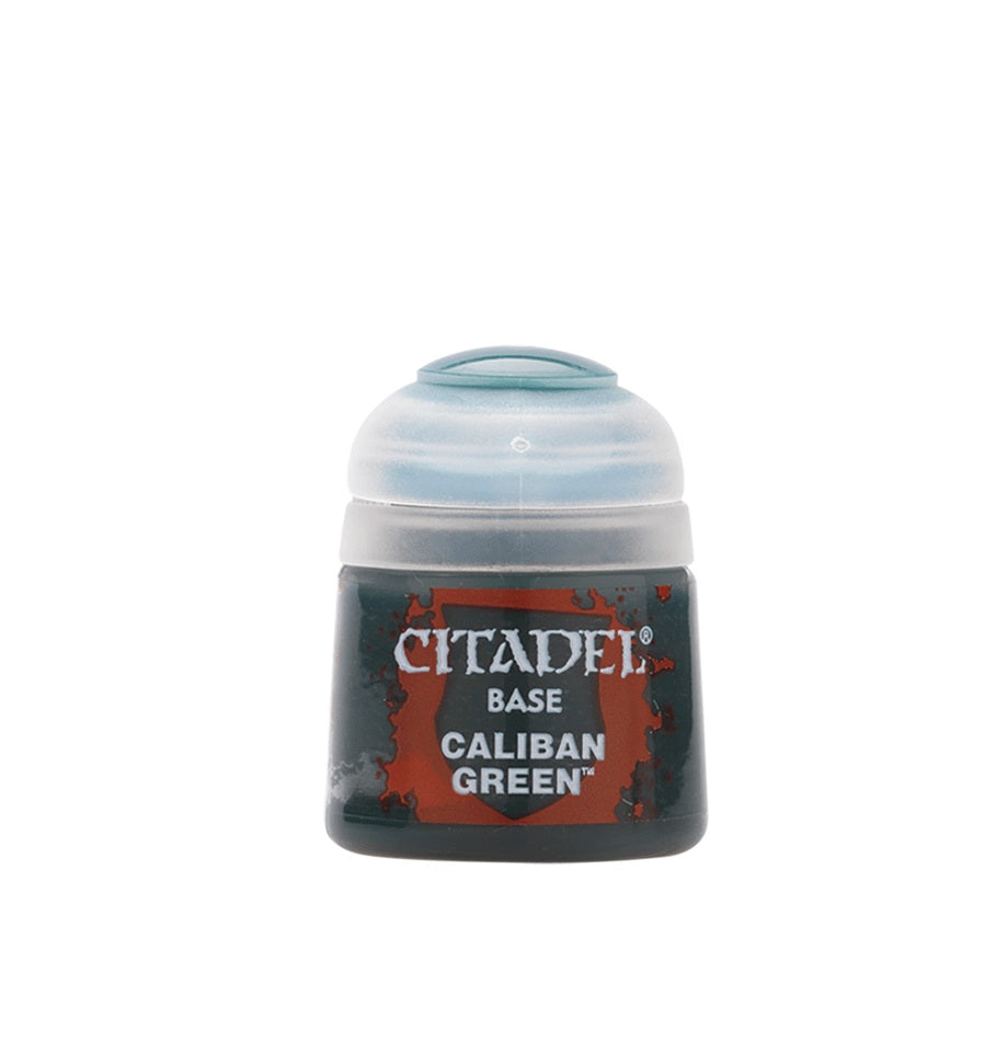 Caliban Green Base Paint