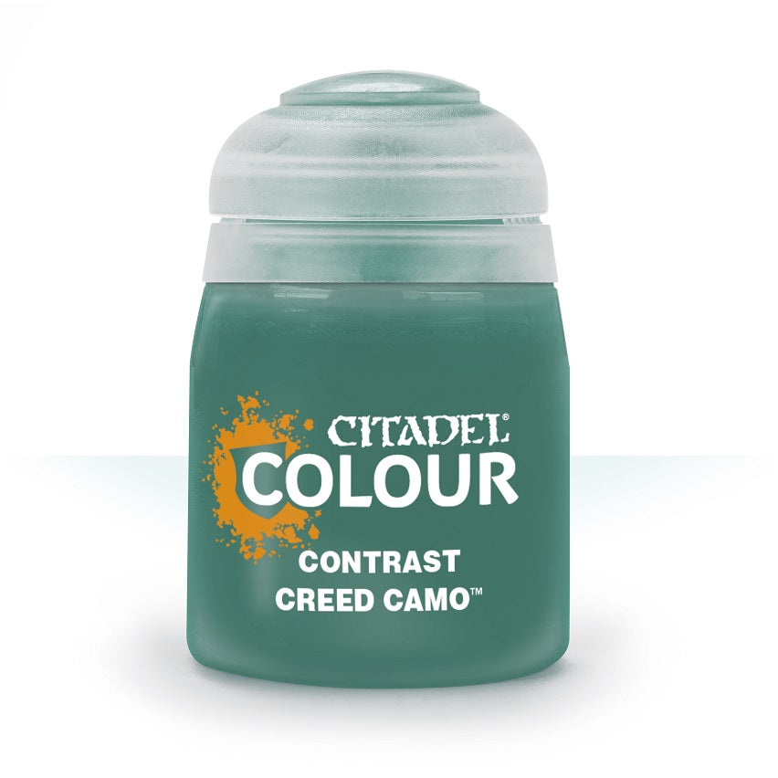 Creed Camo Contrast Paint