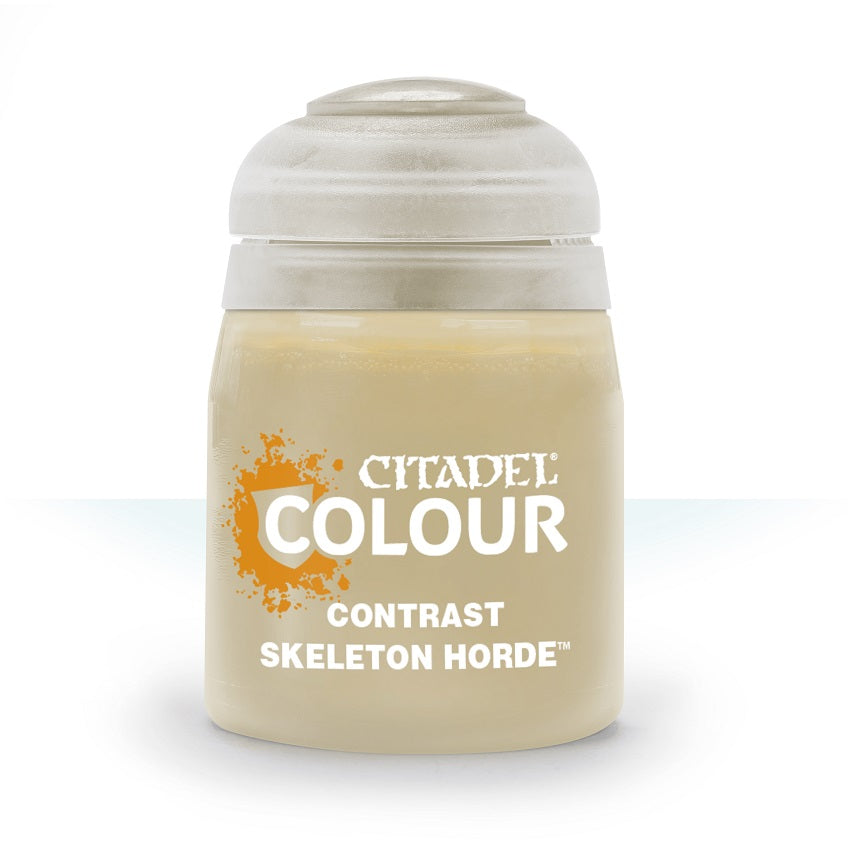 Skeleton Horde Contrast Paint