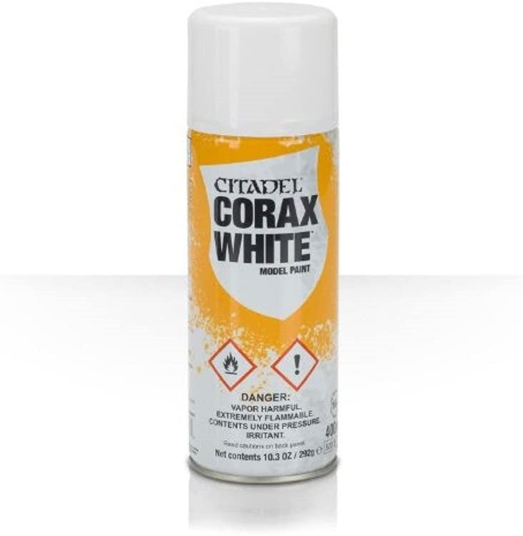 Corax White Spray Primer
