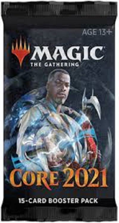MTG Core 2021  Single Draft Booster Pack