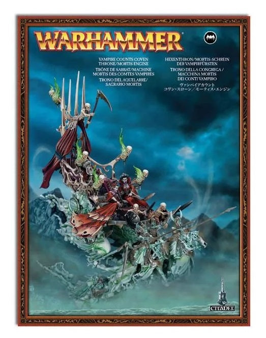 Vampire Counts Coven/ Mortis Engine