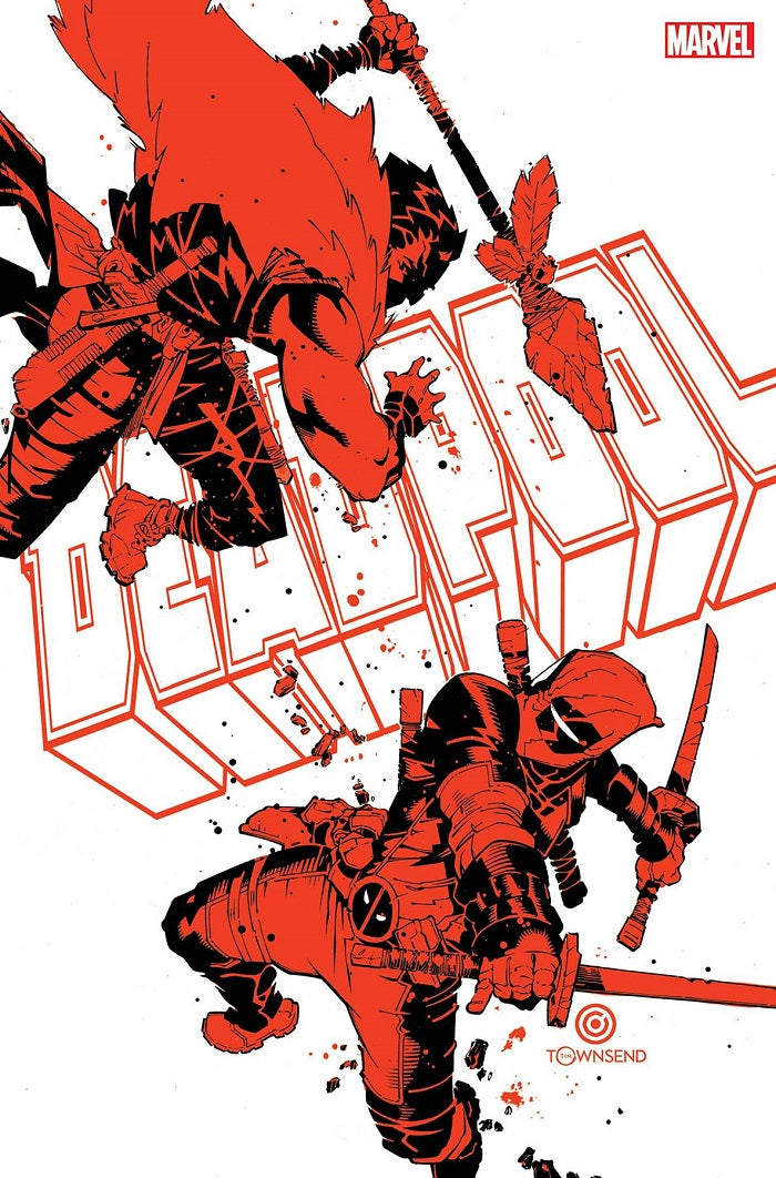 Deadpool (2019)  #1 to #4 | Game Master's Emporium (The New GME)
