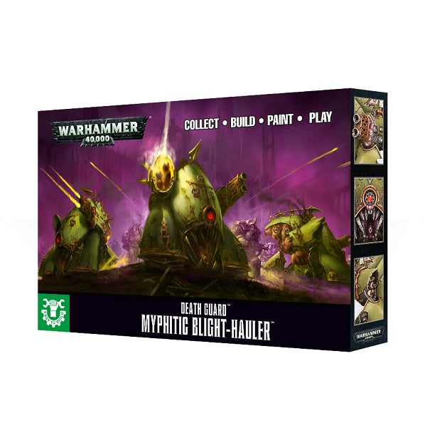 Death Guard  Myphitic Blight Hauler ETB
