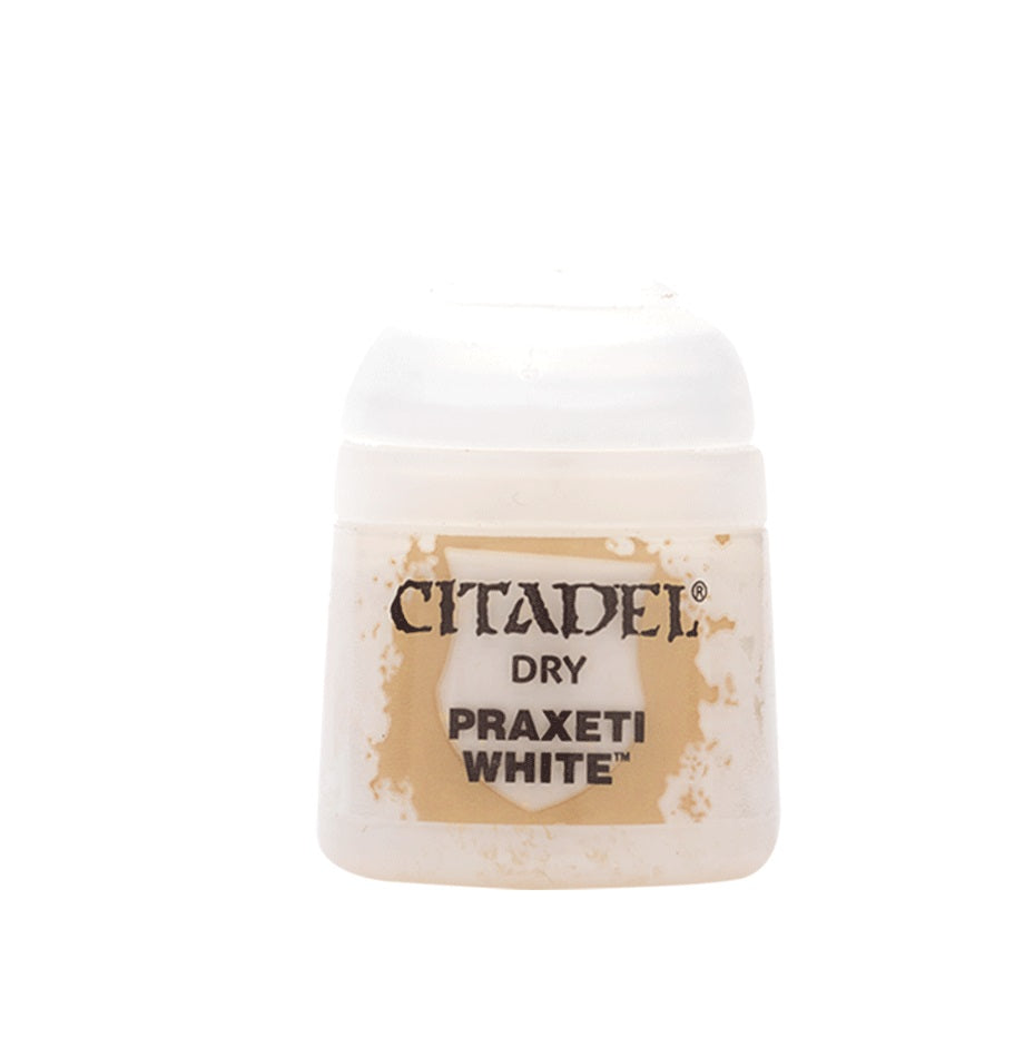 Praxeti White Dry Paint