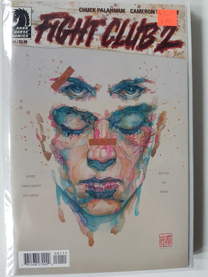 Fight Club 2  #1 to #7