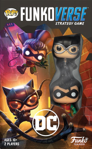 Funkoverse Strategy Game  DC Catwoman