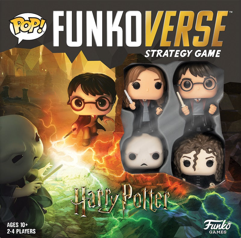 Funkoverse Strategy Game  Harry Potter | Game Master's Emporium (The New GME)