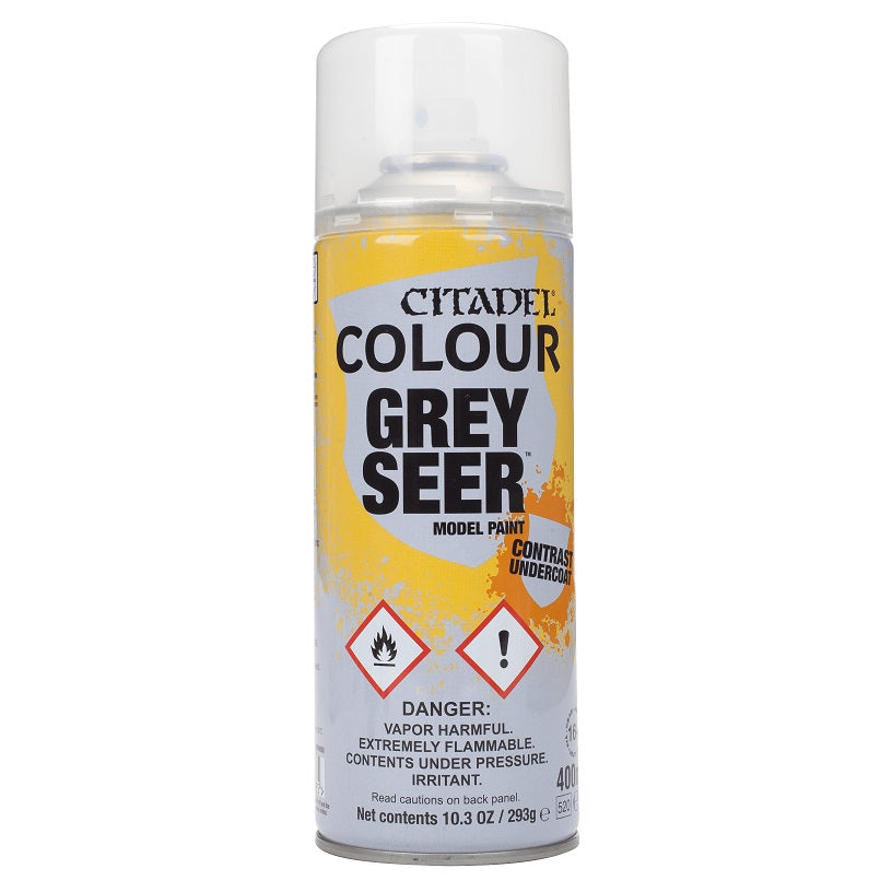 Grey Seer Spray Primer