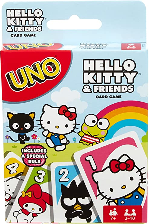 Uno  Hello Kitty | Game Master's Emporium (The New GME)