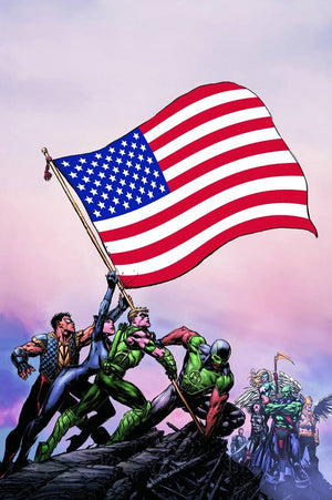 Justice League America (2012) #1 to #14