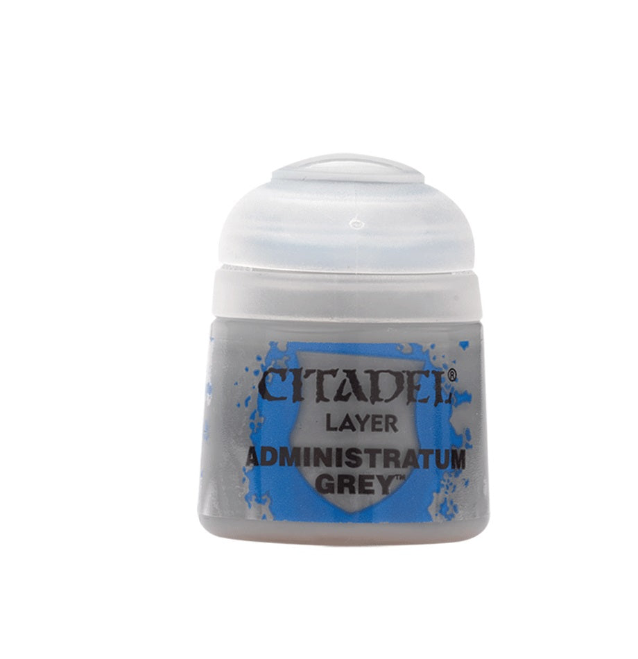Administratum Grey Layer Paint