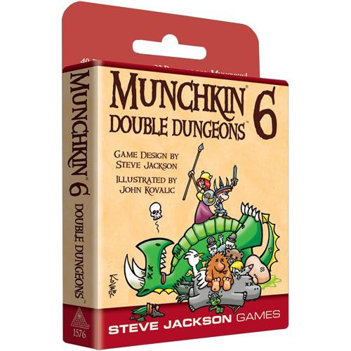Munchkin 6 Double Dungeons | Game Master's Emporium (The New GME)