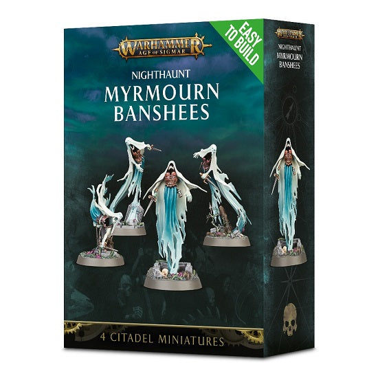 Nighthaunt Myrmourn Banshees ETB | Game Master's Emporium (The New GME)