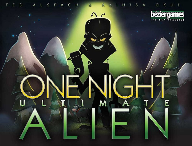 One Night Ultimate Alien | Game Master's Emporium (The New GME)