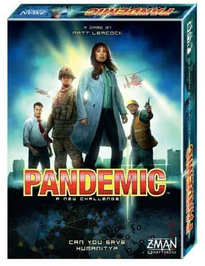 Pandemic | Game Master's Emporium (The New GME)