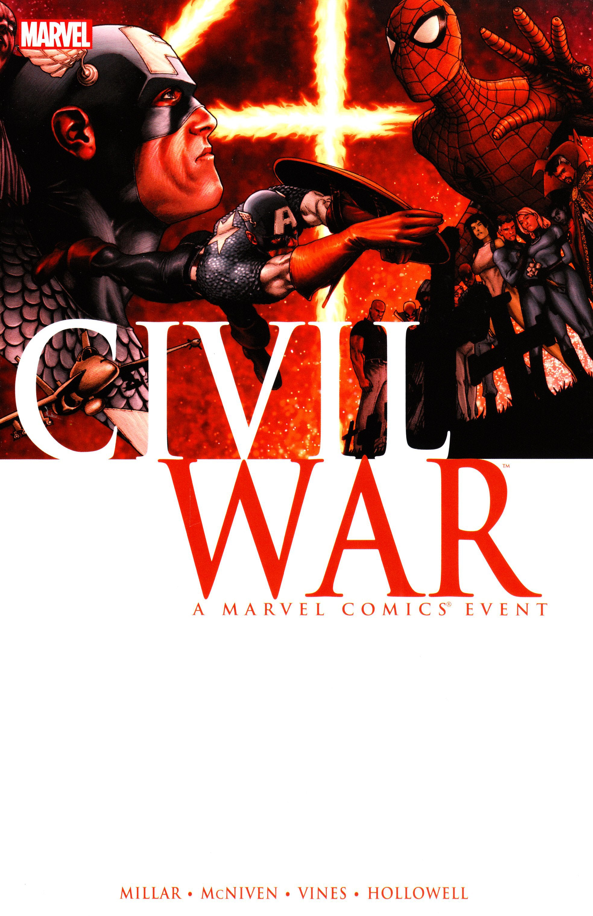 CIVIL WAR TP | Game Master's Emporium (The New GME)
