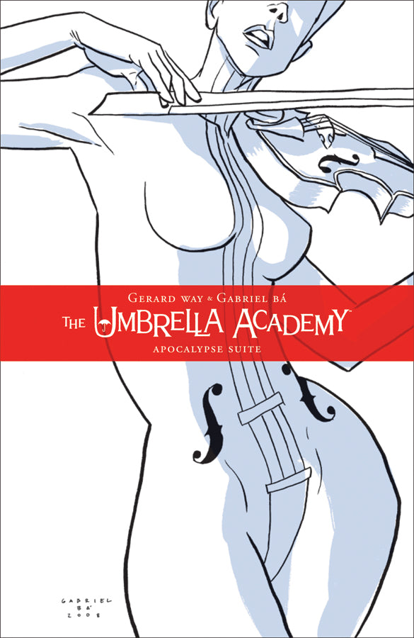 UMBRELLA ACADEMY TP VOL 01 APOCALYPSE SUITE | Game Master's Emporium (The New GME)