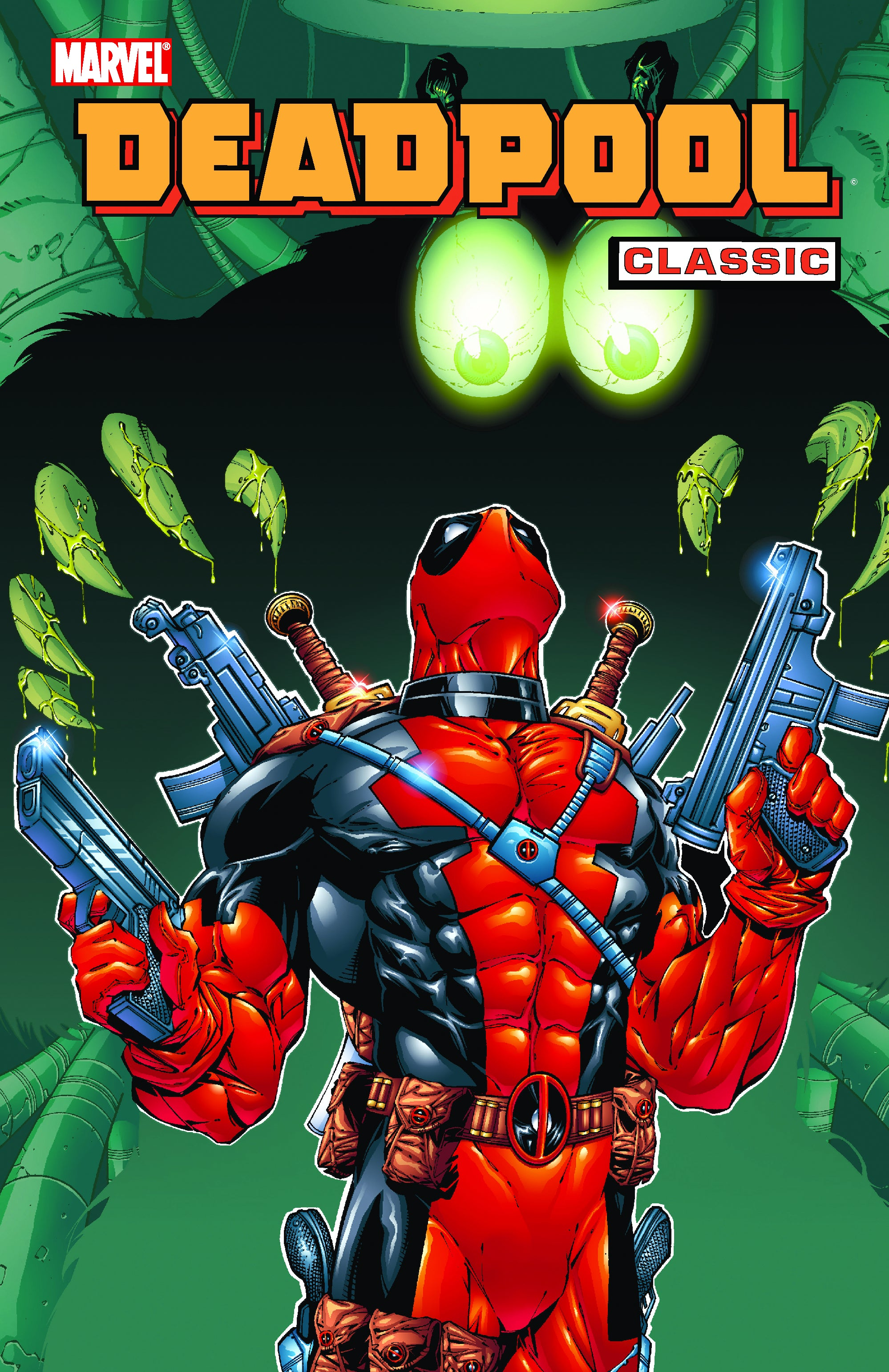 DEADPOOL CLASSIC TP VOL 03 | Game Master's Emporium (The New GME)